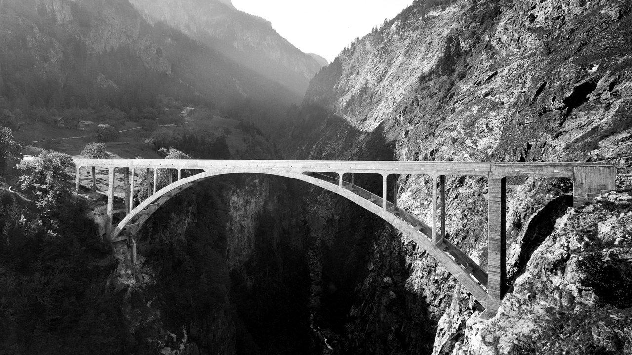 Bridge of Gueuroz
