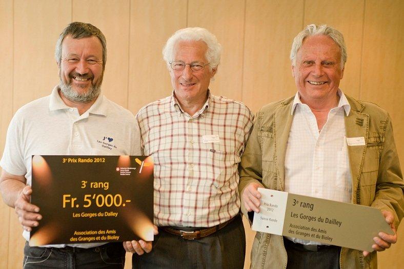 Prix rando 2012