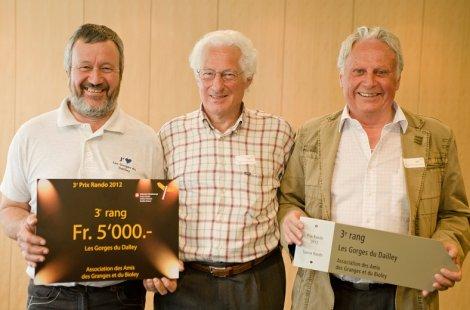 2012 Wanderpreise