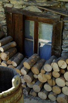 Mountain huts  Finhaut