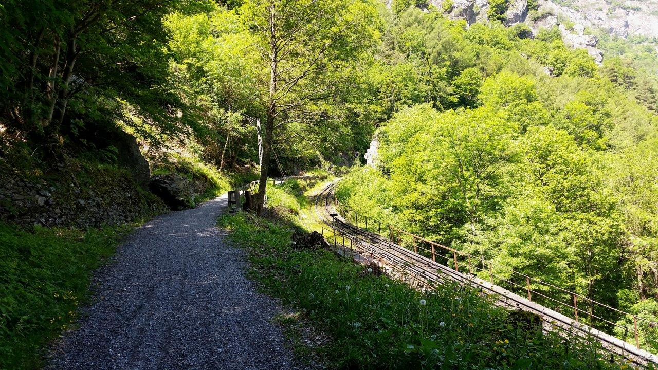 Route des Diligences