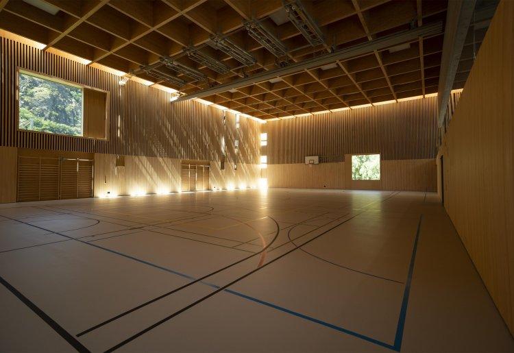 Centre sportif du Trient