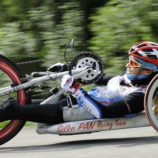Conférence-film de l'athlète tétraplégique Silke Pan