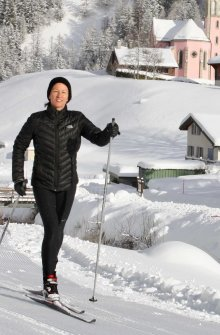 Cross-country ski Trient