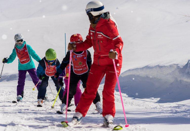 Skischule Vallorcine