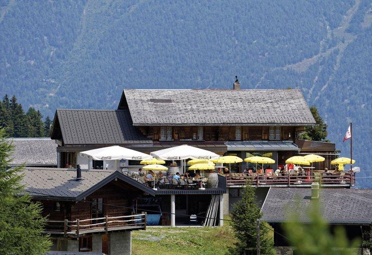 La Creusaz restaurant