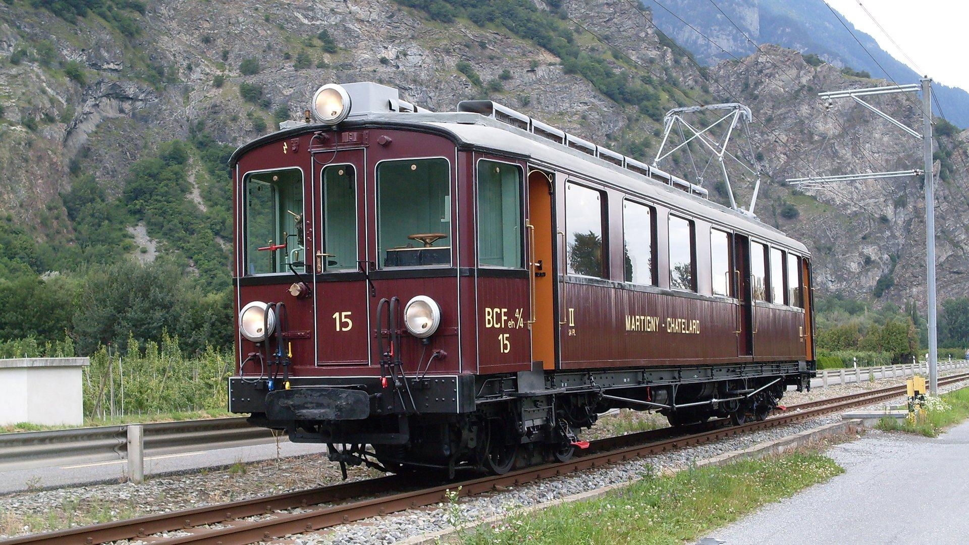 Histoire du Mont-Blanc express