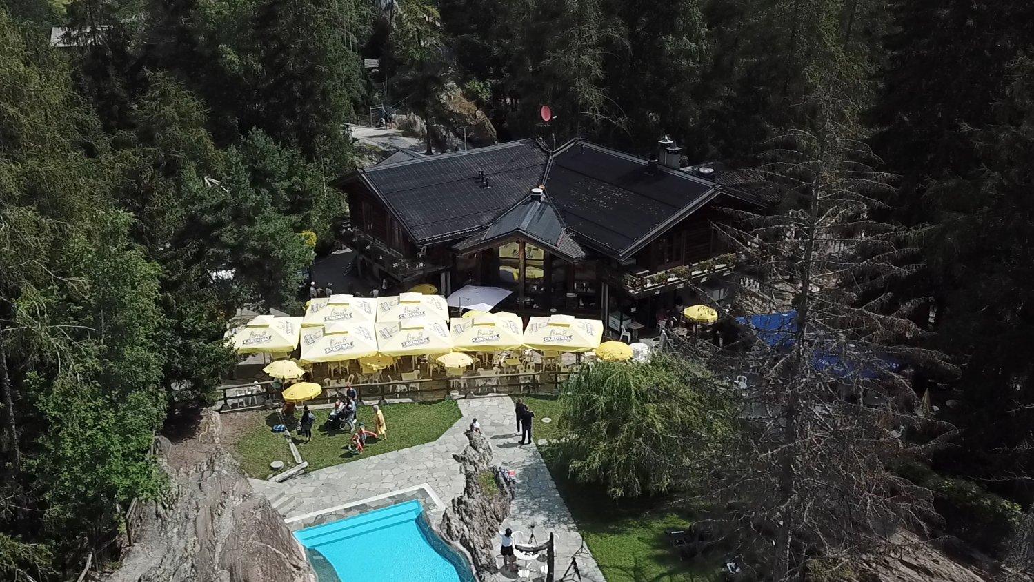 Restaurant Le Zoo