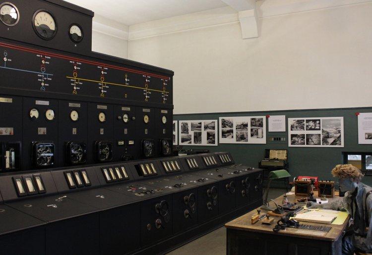 Musée hydroélectrique CFF
